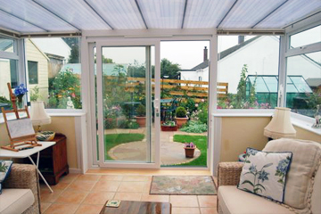 PVC Conservatories